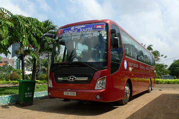 Boat&Bus Booking