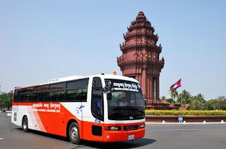 Mekong bus
